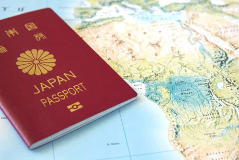 pasaporte japones