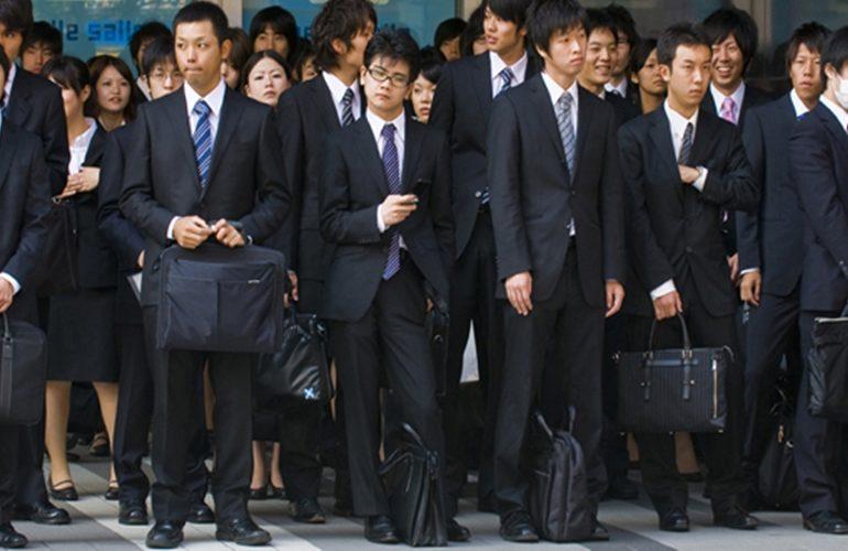 desempleo en japón septiembre