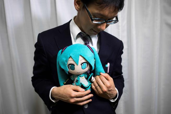 Akihito Kondo hatsune Miku