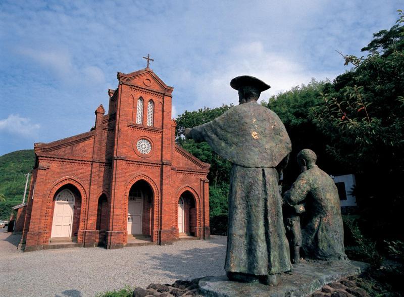 cristianismo en Japón
