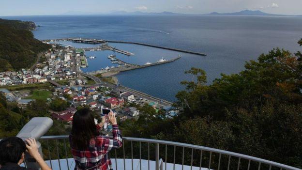 Desaparece una isla en el norte de Japón