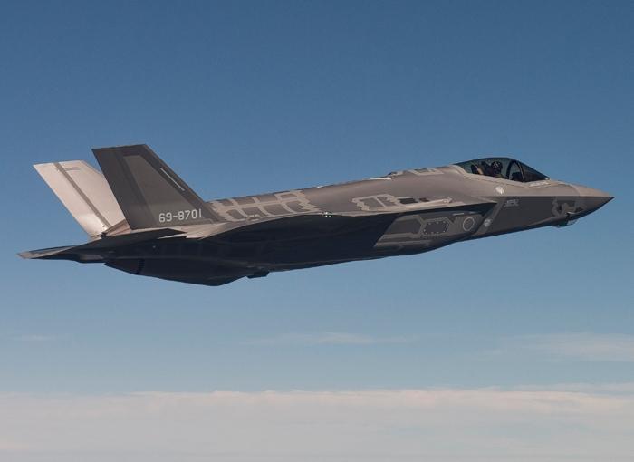 F-35B Japón