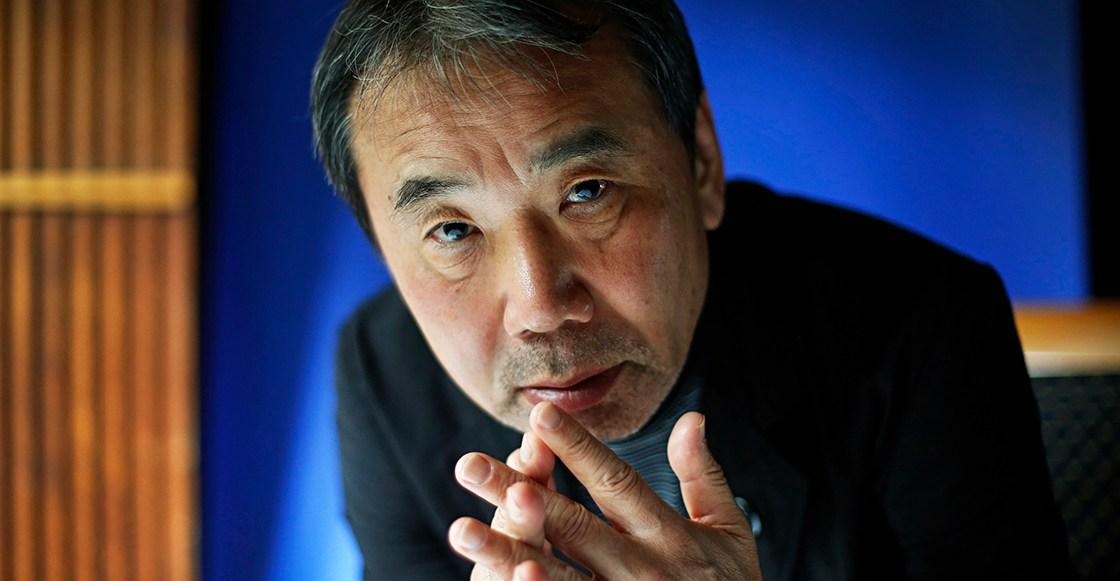 Haruki Murakami waseda