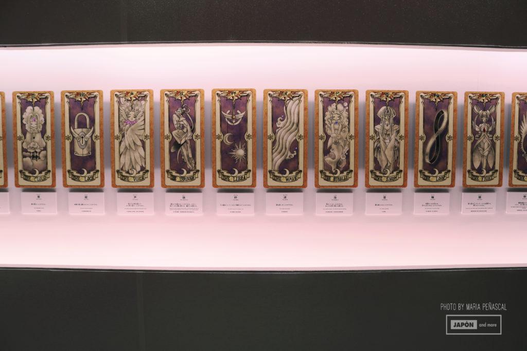 exposición de CardCaptor Sakura