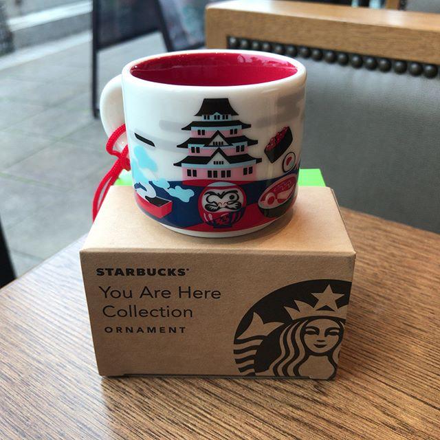 tazas de invierno de Starbucks Japan