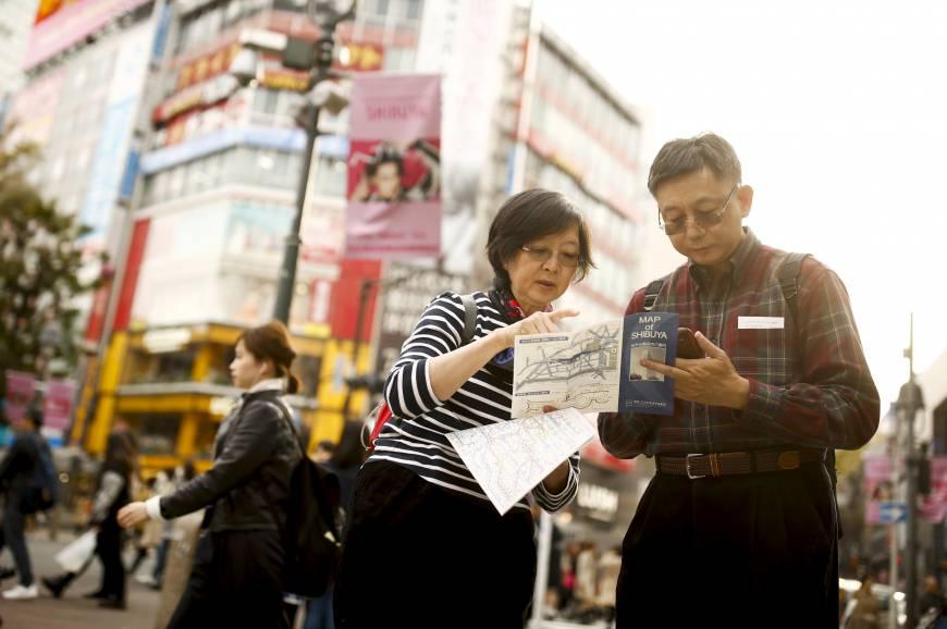 30 millones de turistas extranjeros japón