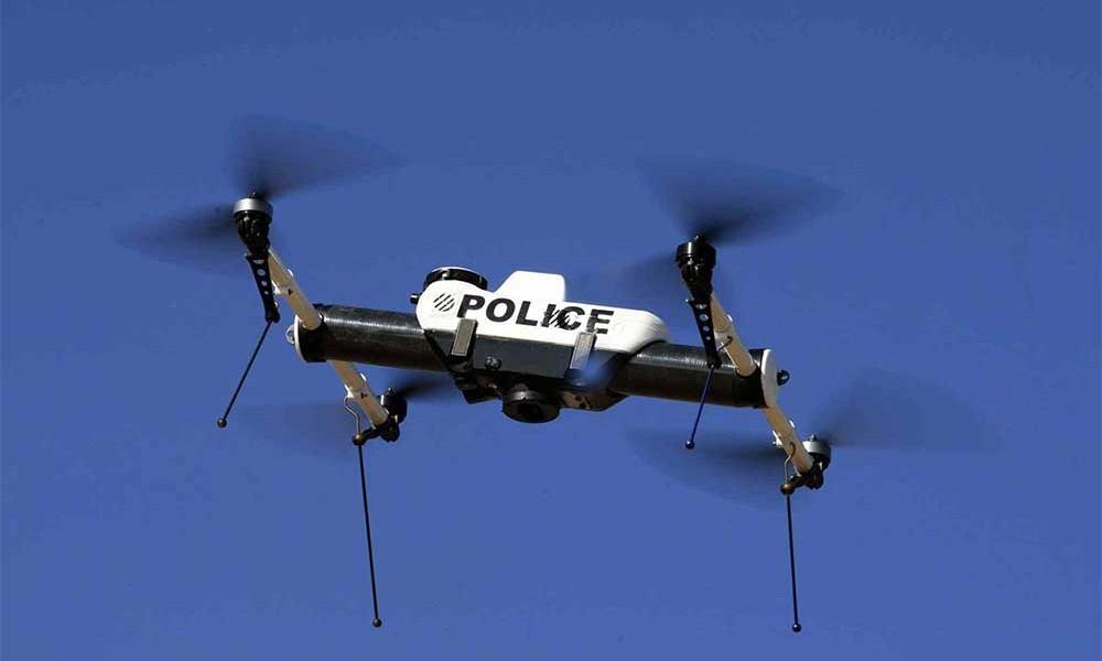 Drones en Tokio
