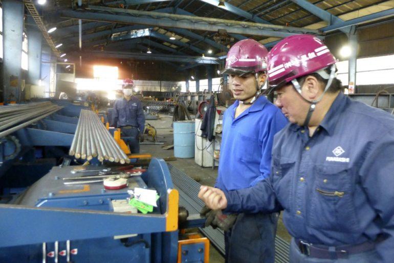 Japón trabajadores extranjeros