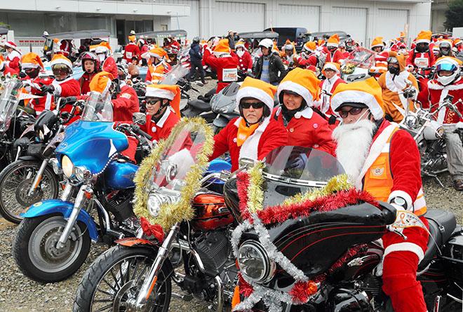 Santa Claus en Japón