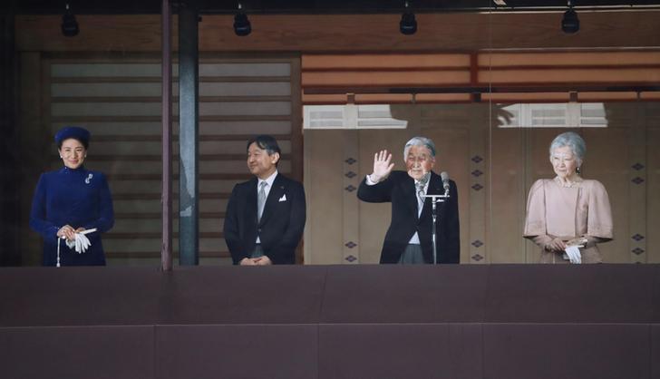 El emperador Akihito cumple 85 años