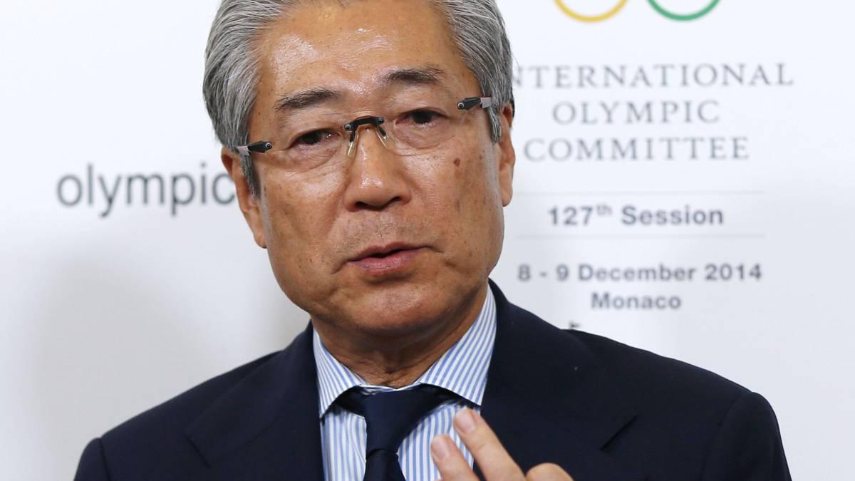 Tsunekazu Takeda imputado