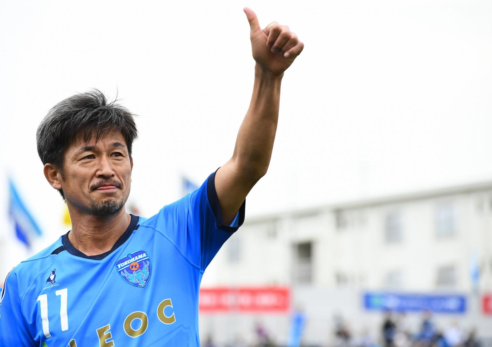Kazuyoshi Miura