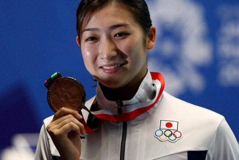 Rikako Ikee leucemia