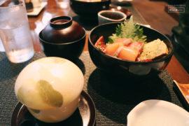 Sushi en kawagoe