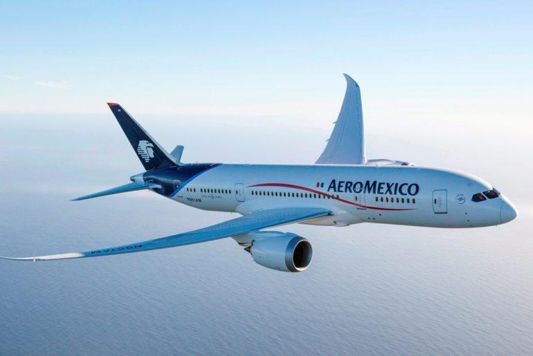 aeromexico y japan airlines