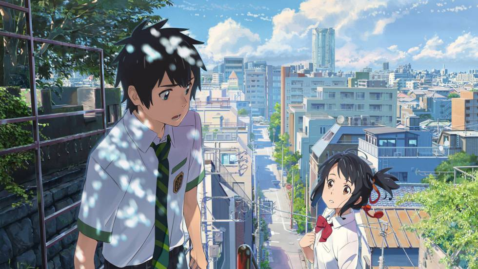 live-action Your Name