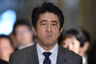 Japón nombres primer ministro
