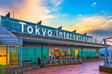 como llegar a Tokio desde el aeropuerto de Haneda y viceversa