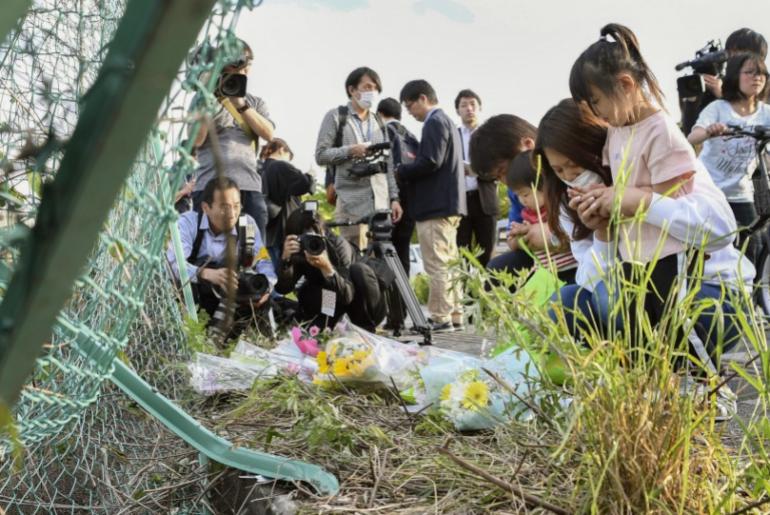 accidenten niños japón