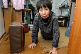 Chisako Kakehi viuda negra