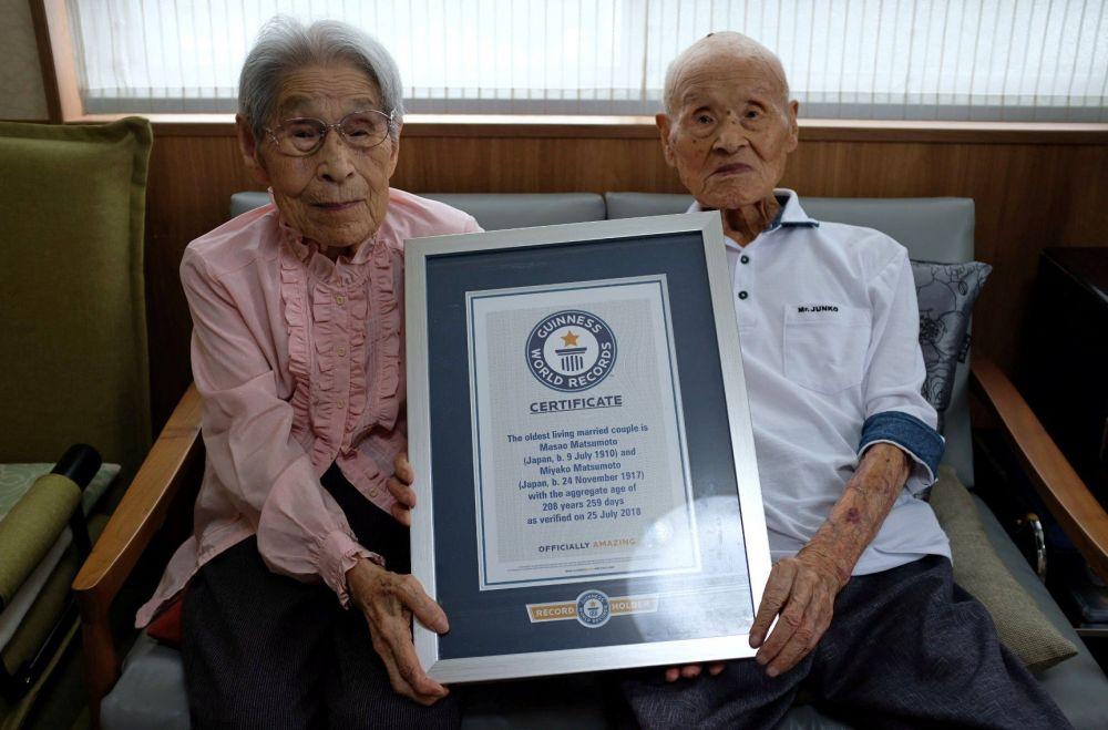 matrimonio más antiguo del mundo