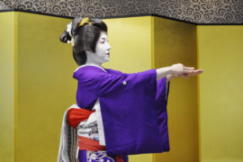 experiencia con una geisha en una Chaya en Tokio