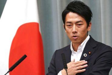 ministro de Medio Ambiente japonés energía nuclear