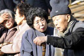 Japón centenarios