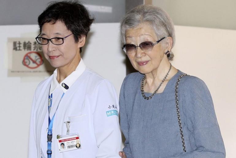 Michiko cáncer de mama