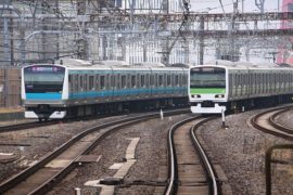 Como moverse por Japón en transporte público