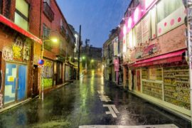 Tokio tifón Hagibis
