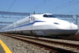 interior shinkansen n700s