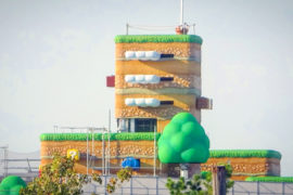 Super Nintendo World fotos
