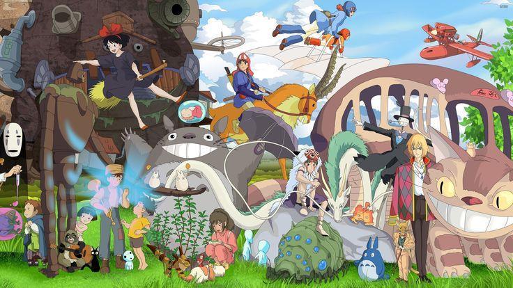 Todas las películas de Studio Ghibli estarán disponibles en Netflix