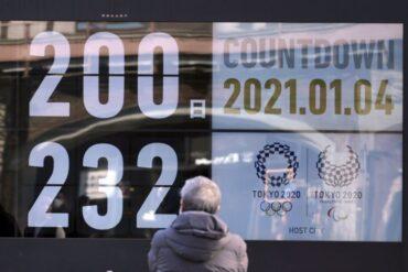200 días tokio 2020
