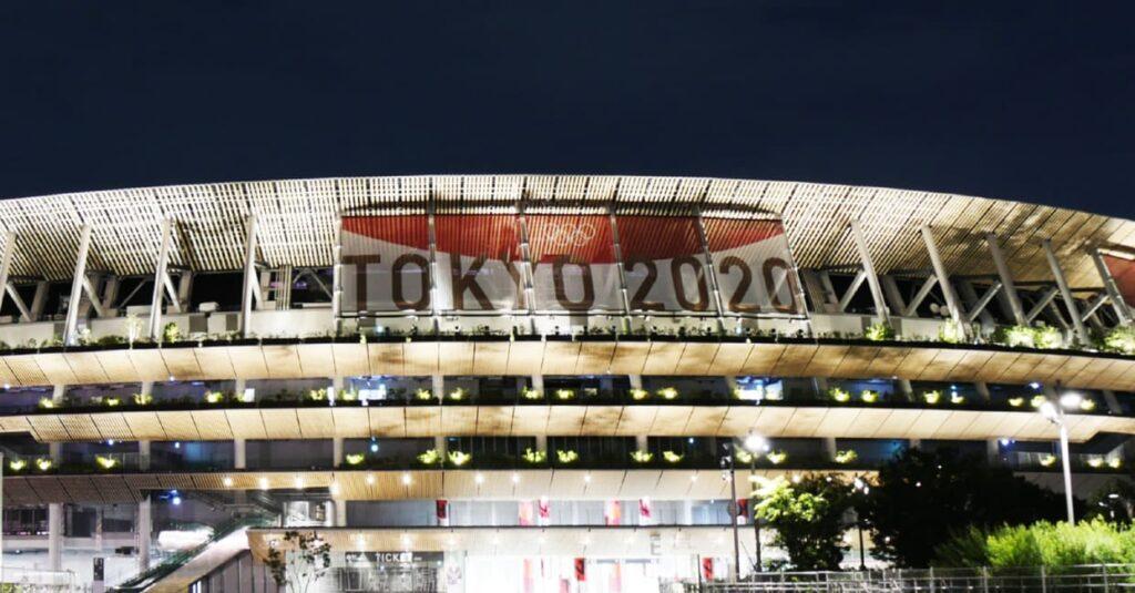 Ceremonia de inauguración de los JJOO de Tokio 2020 en vivo